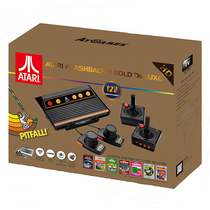 Console Atari Flashback 8 Gold Deluxe