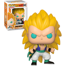 Boneco Funko Pop! Dragon Ball Z - Super Saiyan Gotenks 622 - Exclusive foto principal