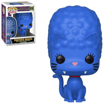 Boneco Funko Pop! The Simpsons Treehouse Of Horror - Panther Marge 819 foto principal