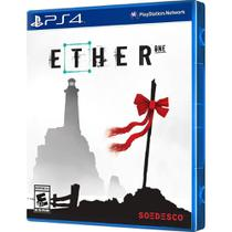 Game Ether One Playstation 4 foto principal