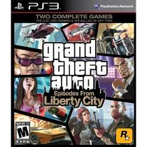 Game Grand Theft Auto Liberty City Playstation 3 foto principal