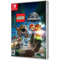 Game Lego Jurassic World Nintendo Switch foto principal