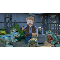 Game Lego Jurassic World Nintendo Switch foto 1