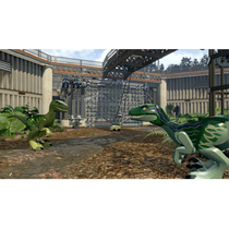 Game Lego Jurassic World Nintendo Switch foto 2