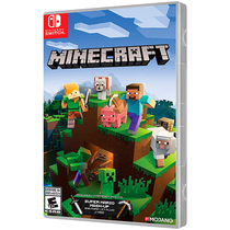 Game Minecraft Nintendo Switch foto principal