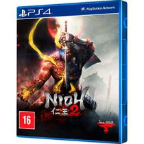 Game Nioh 2 Playstation 4 foto principal