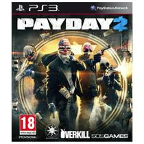 Game Payday 2 Playstation 3 foto principal