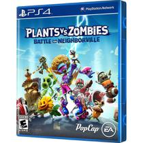 Game Plants VS. Zombies Battle For Neighborville Playstation 4 foto principal