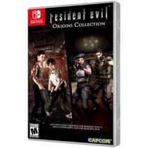 Game Resident Evil Origins Collection Nintendo Switch foto principal