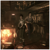 Game Resident Evil Origins Collection Nintendo Switch foto 1