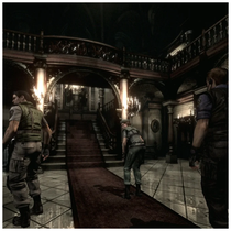 Game Resident Evil Origins Collection Nintendo Switch foto 2