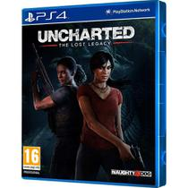 Game Uncharted The Lost Legacy Playstation 4 foto principal