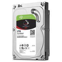 "HD Seagate IronWolf NAS ST2000VN004 2TB 3.5"" 5900RPM 64MB foto principal"
