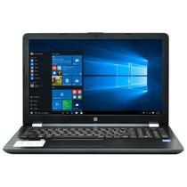 "Notebook HP 15-BS034LA Intel Celeron 1.6GHz / Memória 4GB / HD 500GB / 15.6"" / Windows 10"
