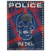 Perfume Police To Be Rebel Eau de Toilette Masculino 125ML foto 1