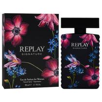 Perfume Replay Signature For Woman Eau de Parfum Feminino 50ML foto 2