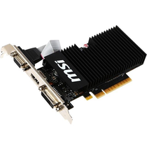 Placa de Vídeo MSI GeForce GT710 1GB DDR3 PCI-Express foto 1