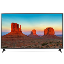 "TV LG LED 43UK6300PSB Ultra HD 43"" 4K foto principal"