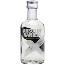 Vodka Absolut Vanilia 50ML foto principal