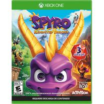Juego Xbox One Spyro Reignited Trilogy