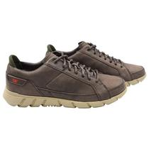 Tenis Caterpillar Acton P722914 Masculino N 7.5 - Marrom
