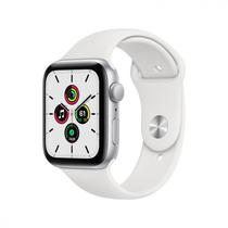 Apple Watch Se GPS 44MM MYDQ2LL/A Silver/White Sport