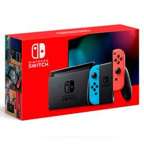 Console Nintendo Switch Neon Blue/Red Nova Versao