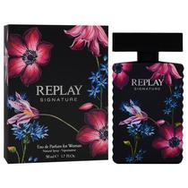 Perfume Replay Signature Eau de Parfum Feminino 50 ML