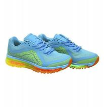 Calcado Gati Paris Tenis Running LED (TXL- 41) Azul (N37)