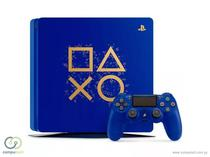 Play Station 4 Console 1TB Ultra Slim CUH-2215B Caixa Azul