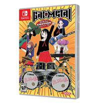 Jogo Gal Metal World Tour Edition Nintendo Switch