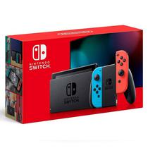 Console Nintendo Switch 32GB Extend Baterry Neon