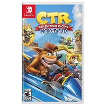 Jogo Nintendo Switch - Crash CTR Nitro Racing Switch
