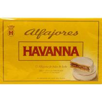 Chocolate Havanna Alfajor Doce de Leite 12UNI. 564GR.