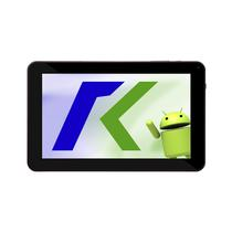 "Tablet Keen A98 Wi-Fi 8GB 9"" 2MP/VGA Os 4.4.2 - Rosa"