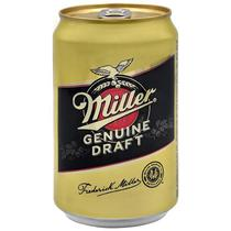 Cerveja Miller Genuine Draft 237 ML