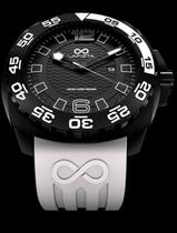 Lapizta Audax 48MM Black Case/Black Bezel/Black