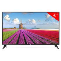 Smart TV LED de 43&Quot; LG 43LJ5000 Full HD Con HDMI/USB/Dolby Audio/110V (2017) - Negro