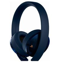 Headset Sony Gold 7.1 500 Million Edition PS4