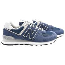 Tenis New Balance ML574EGN Masculino No 10.5 - Azul
