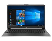 "Notebook HP 15-DY1074NR i3-1005G1 1.2GHZ/ 8GB/ 256GB SSD/ 15.6""HD/ Touch/ W10/ Ingles Prata"