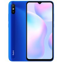 "Smartphone Xiaomi Redmi 9A Dual Sim 32GB de 6.53"" 13MP/5MP Os 10 - Sea Blue"