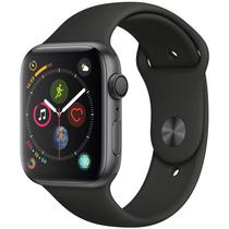 Apple Watch S4 MU6D2LL/A GPS 44MM - Space Gray Aluminum / Black Sport Band