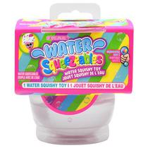 Bola Yoyo World Squeezeables Water Squishy Toy - Rosa