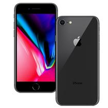 Smartphone Apple iPhone 8 64GB Tela 4,7 Chip A11 Cam 12 MPX/7 MPX Ios 11 (BZ) -Cinza