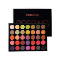 Beauty Glazed Popping Shadows Palette (35 Cores)