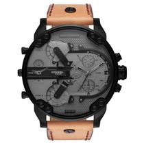 Relogio Masculino Diesel MR. Daddy 2.0 Black Analogico DZ7406