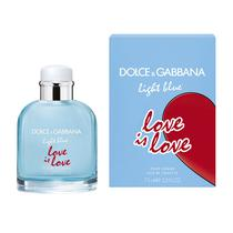 Perfume Dolce & Gabbana Light Blue Love Is Love Pour Homme Eau de Toilette 75ML