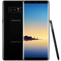 Smartphone Samsung Galaxy NOTE8 SM-N950F SS 6/64GB 6.3 12+12/8MP A7.1 - Preto