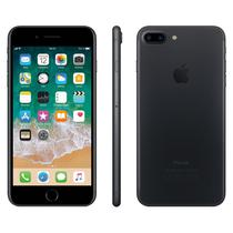 "Celular Apple iPhone 7 Plus A1784 BZ 32GB / 4G / Tela 5.5"" / Cameras 12MP + 12MP e 7MP - Preto"